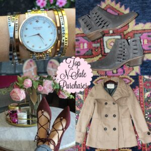 Top 5 Items You Need For Fall ~ #NSale Edition