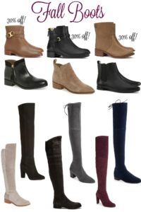 Fall Guide: Favorite Boots & How To Wear Them