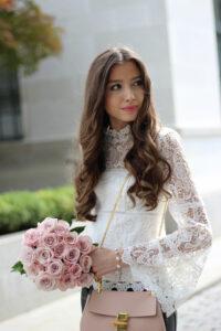 Romantic Lace Top…