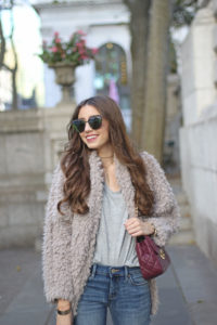 Glammed Up Casual Look
