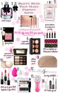 Beauty Gifts That Are All On Sale! MAC, Bobbi Brown, Philosophy, YSL and more!