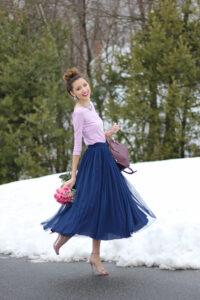 Ballet Inspired Outfit ~ Tulle Skirt