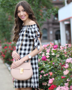 Sweet Summer Gingham Dress