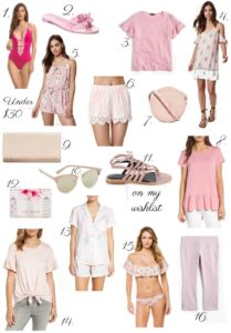 Shades of Pink {Summer Edition}