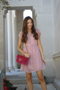 A Dress You Can Wear Now & Into Fall