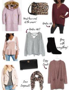 10 Items On My Fall Wishlist…