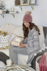 Comfy Loungewear + Cozy Gift Ideas