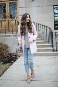 Transitional Coat You'll Wear Into Spring Under $50