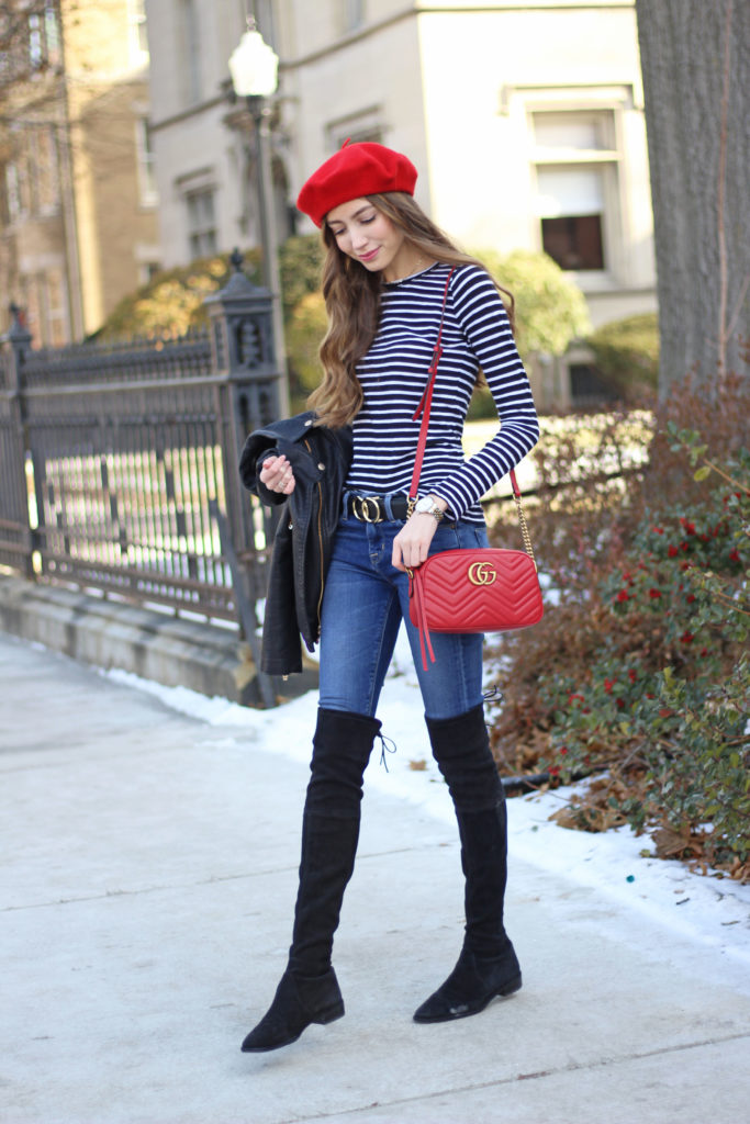 otk-boots-style-how-to-red-beret