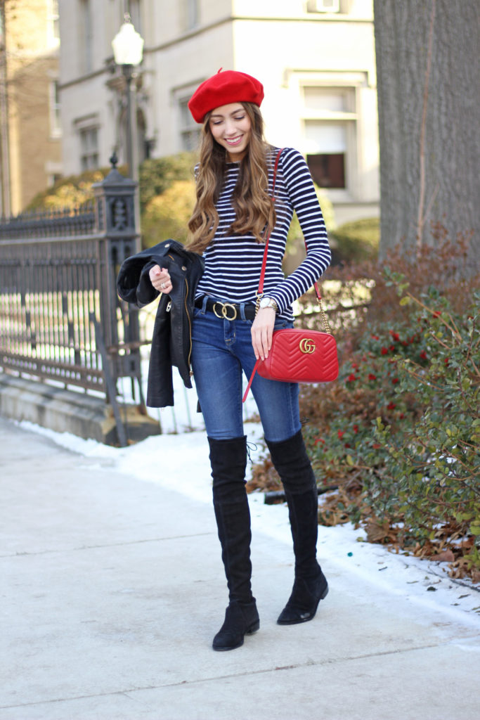 striped-tee-shirt-how-to-style-beret